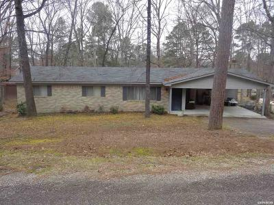 Hot Springs Single Family Home Active - Contingent: 132 Curbstone Rd