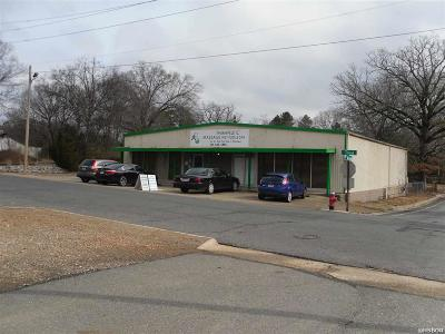 Hot Springs Commercial For Sale: 853 Third St