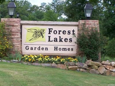 Hot Springs AR Residential Lots & Land Active - Contingent: $22,000
