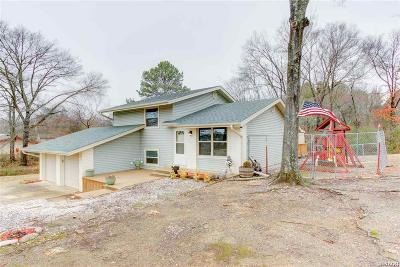 Hot Springs AR Single Family Home For Sale: $134,900