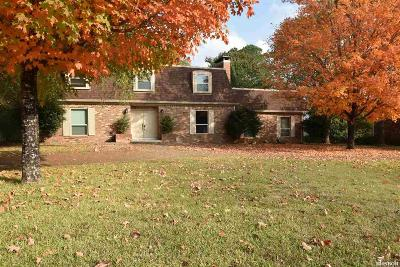 Hot Springs AR Single Family Home For Sale: $264,900