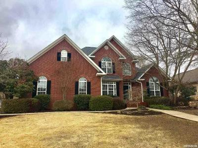 Hot Springs Single Family Home Active - Contingent: 206 Sherri