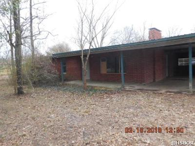 Bismarck, Fountain Lake, Glenwood, Hot Springs Village, Magnet Cove, Malvern Single Family Home For Sale: 536 Ginger Loop
