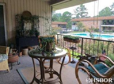Garland County Condo/Townhouse For Sale: 1121 Twin Points Road #C