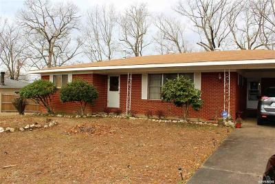 Hot Springs Single Family Home For Sale: 1004 Twin Points Road