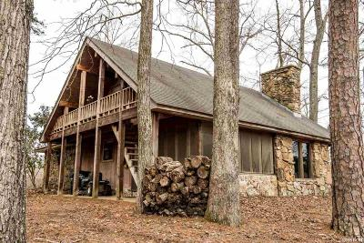 Hot Springs Single Family Home Back On Market: 243 Scenic Drive