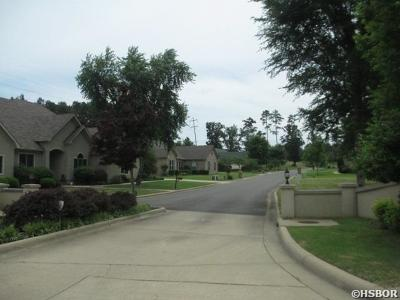 Garland County Residential Lots & Land Active - Contingent: #7 Thornbury Ct