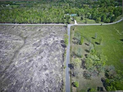 Garland County Residential Lots & Land For Sale: 11.86 Acres Lost Creek Rd #East Hal