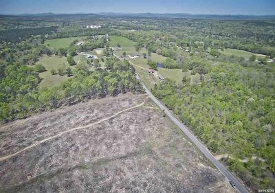 Garland County Residential Lots & Land For Sale: 11.86 Acres Lost Creek Rd #West Hal
