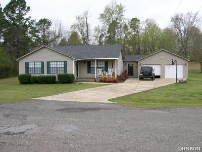 Pearcy Single Family Home For Sale: 124 Melody