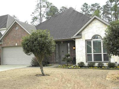 Garland County Single Family Home For Sale: 113 Burchwood Bay Cove
