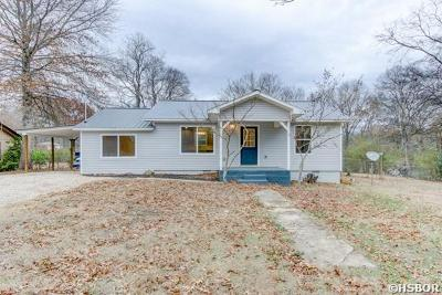 Garland County Single Family Home For Sale: 2112 Lakeshore Drive