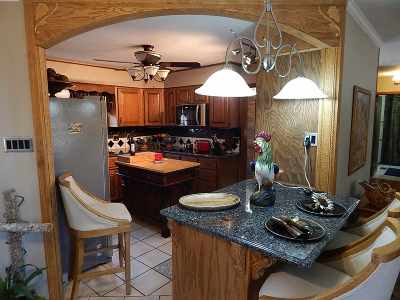 Garland County Condo/Townhouse For Sale: 2311 Lakeshore Drive #N3