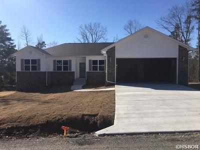 Pearcy Single Family Home Active - Contingent: 109 Deerfield Tr