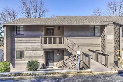 Garland County Condo/Townhouse For Sale: 200 Hamilton Oaks Dr #E3