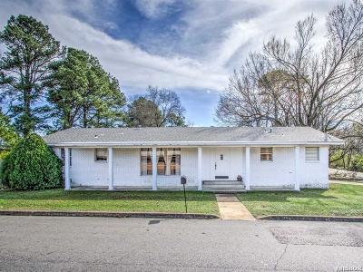 Hot Springs Single Family Home Active - Contingent: 101 Carmen