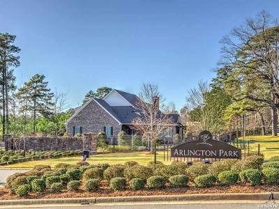Hot Springs Single Family Home For Sale: 131 Arlington Park Ct