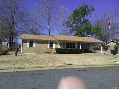 Hot Springs Single Family Home Active - Contingent: 103 Stonehenge Ct