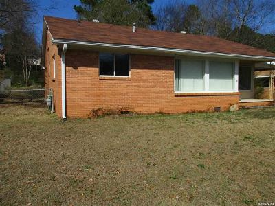 Hot Springs Single Family Home For Sale: 702 Woodlawn