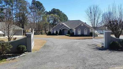 Hot Springs AR Single Family Home For Sale: $1,150,000