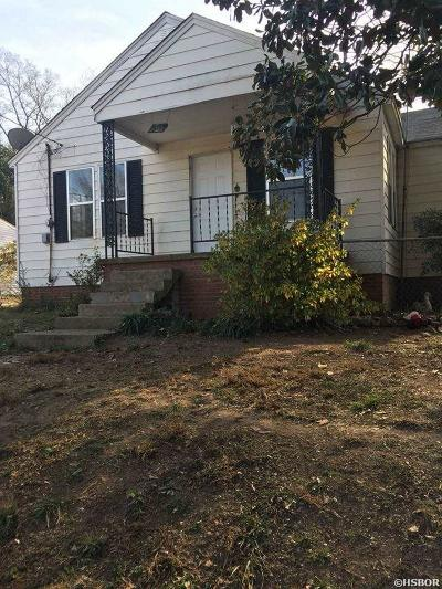 Malvern Single Family Home For Sale: 307 Lake Drive
