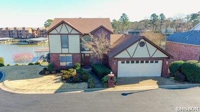 Hot Springs Single Family Home For Sale: 184 Chambers Pt