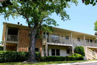 Garland County Condo/Townhouse For Sale: 160 Cooper #12A