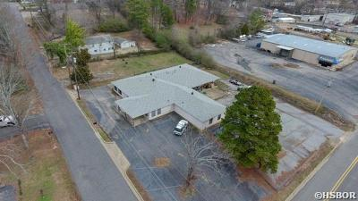 Garland County Commercial For Sale: 121 Ross