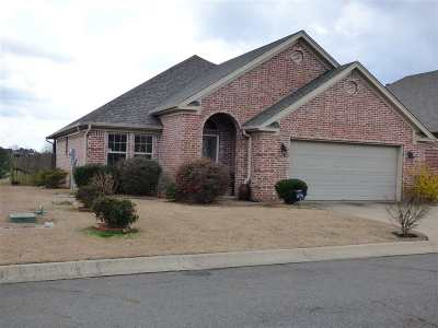 Hot Springs Single Family Home Active - Contingent: 275 Autumn Ridge Circle