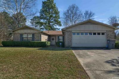Hot Springs Single Family Home For Sale: 421 Pine Meadows Loop