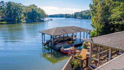 Hot Springs AR Single Family Home For Sale: $779,500