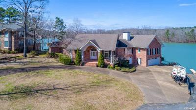 Hot Springs AR Single Family Home For Sale: $899,000