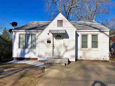 Hot Springs Single Family Home For Sale: 304 Richard St
