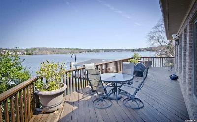 Hot Springs Single Family Home For Sale: 165 Chambers Pt