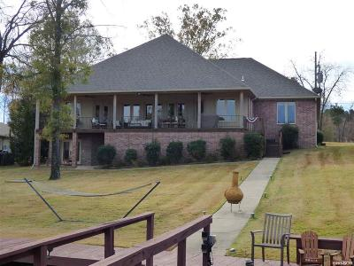 Hot Springs Single Family Home For Sale: 122 Arkota Shores Dr