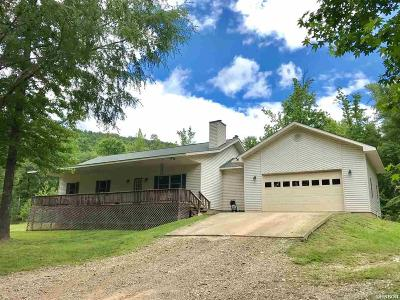 Hot Springs Single Family Home For Sale: 281 Kelley Hollow Ln