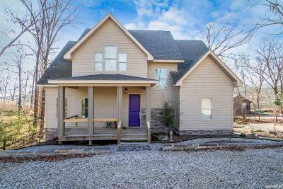 Garland County Single Family Home For Sale: 547 Wilson Lake Lane