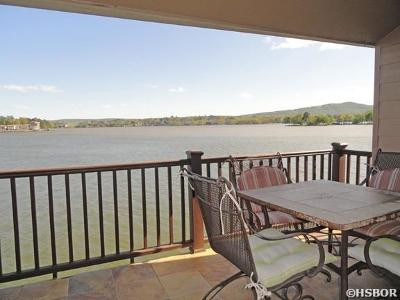 Garland County Condo/Townhouse For Sale: 200 Pretti Point #B-4