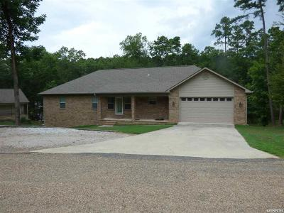 Garland County Single Family Home For Sale: 539 & 529 Charlie Stover Rd