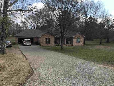 Pearcy Single Family Home For Sale: 230 Ranchero Pl