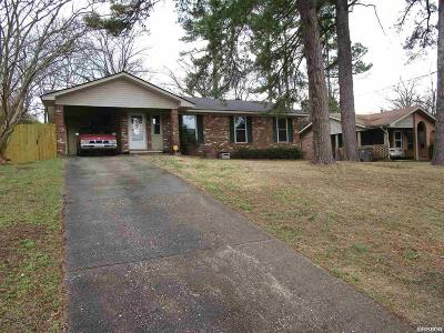 Garland County Single Family Home Active - Contingent: 205 Southgate