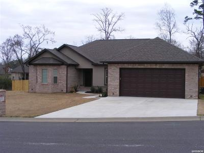 Hot Springs AR Single Family Home For Sale: $277,500
