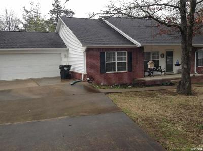 Hot Springs AR Single Family Home For Sale: $165,000