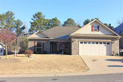 Garland County Single Family Home For Sale: 112 Apple Blossom Court