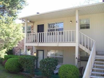 Hot Springs Condo/Townhouse For Sale: 160 Cooper #21C