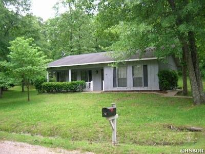 Hot Springs AR Single Family Home For Sale: $94,540