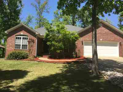 Single Family Home For Sale: 220 Diamondhead Dr