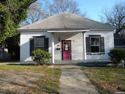 Garland County Single Family Home For Sale: 1004 West Grand Ave