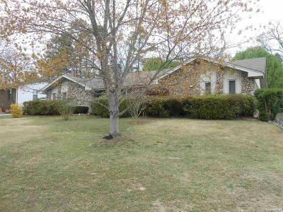 Garland County Single Family Home For Sale: 206 Alta Vista
