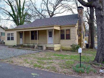 Hot Springs Single Family Home For Sale: 135 Moonlight Bay